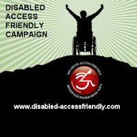 Disabled Access Friendly Campaign